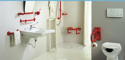 Rendi il bagno sicuro per anziani e disabili con bagnosicuro montascale campania freelymove - Sanitari bagno napoli ...
